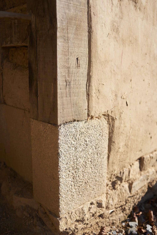 détail granit