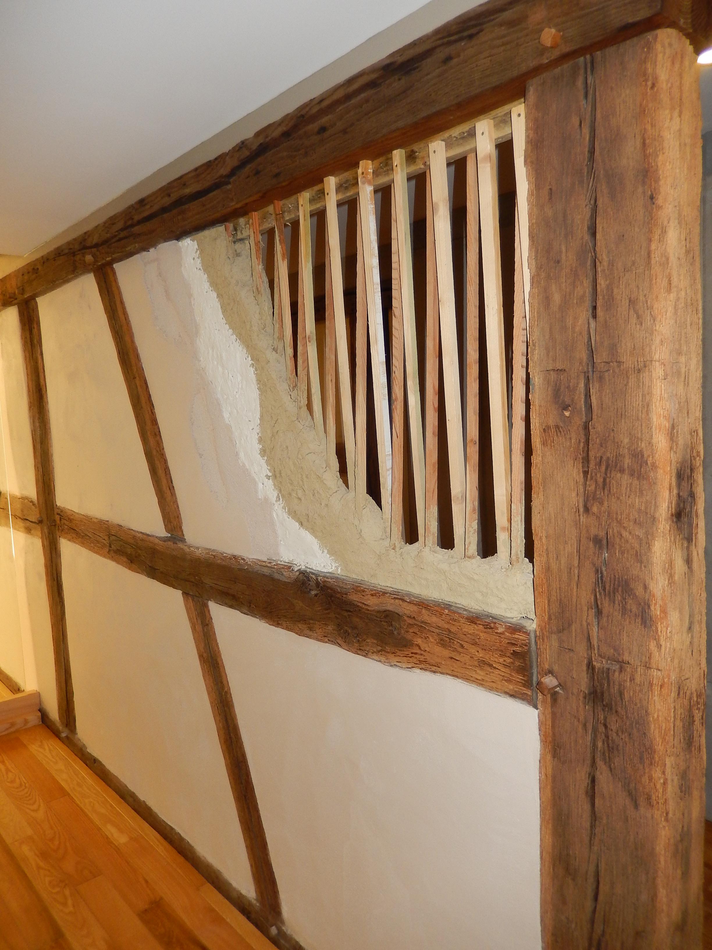 Actualit s atelier alp for Comment isoler une maison ancienne