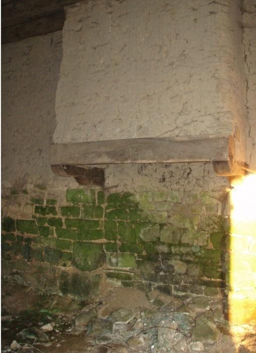 Conduit de chemin e en terre crue atelier alp for Construire un conduit de cheminee