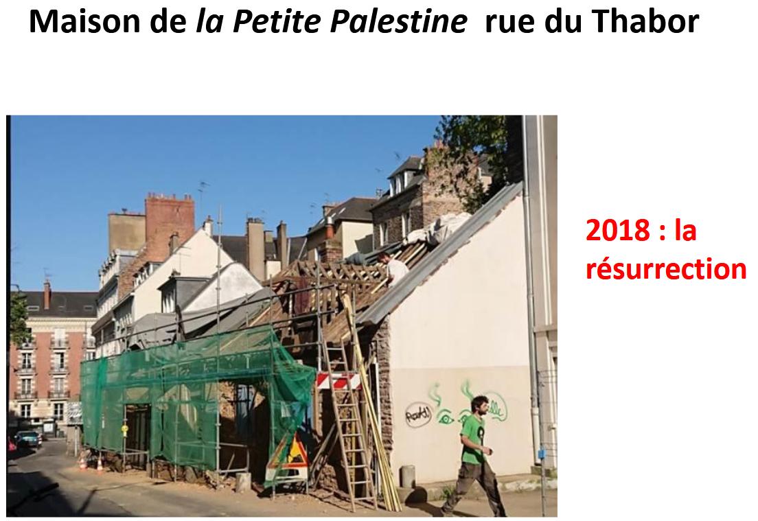 réparation et la charpente et couverture adroise sur un bâtiment en bauge à Rennes