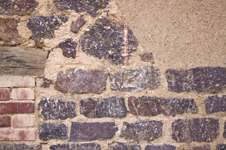 détail de maçonnerie pierre